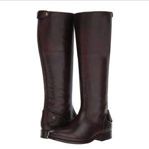Frye   Melissa Button Back Zip Boots